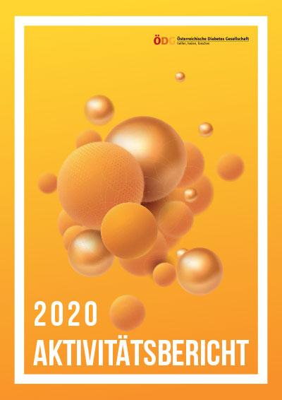 ÖDG Aktivitätsbericht 2020