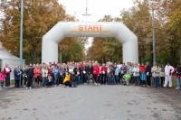 Start des Nordic City Walk
