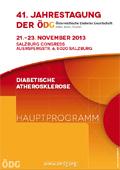 Hauptprogramm ÖDG JT 2013