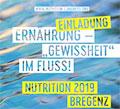 Nutrition 2019, 18. Dreiländertagung